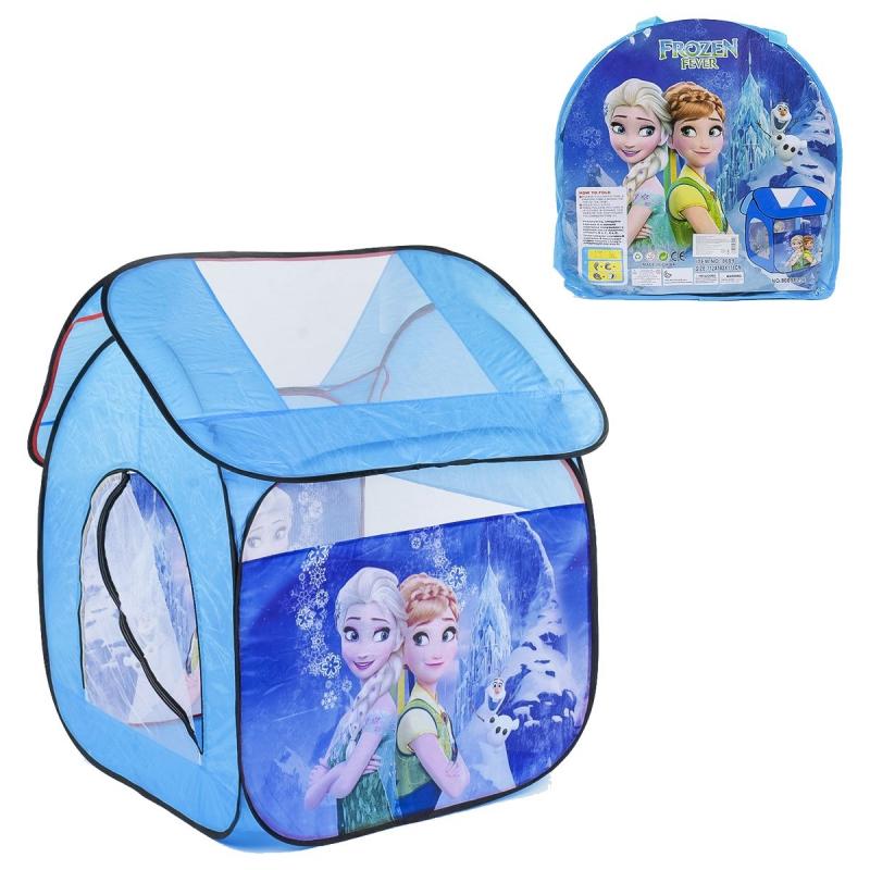 """Палатка """"Frozen: Fever"""" 8009FZ-B купить в магазине """"Пустун"""""""