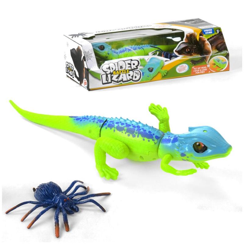 """Ящерица с пауком """"Spider Lizard"""" TT6014A купить в магазине """"Пустун"""""""