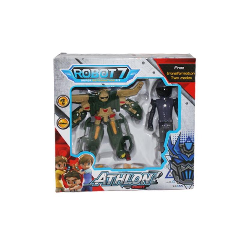 """Трансформер """"Athlon Robot"""", вид 1 Q1916 купить в магазине """"Пустун"""""""