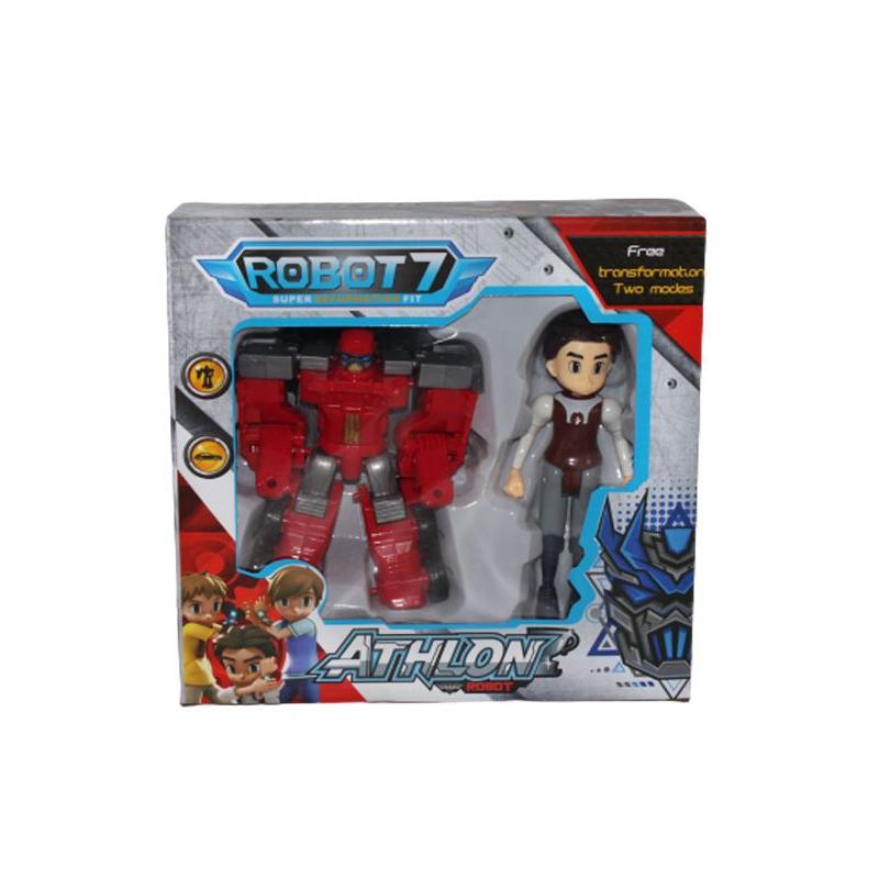 """Трансформер """"Athlon Robot"""", вид 3 Q1916 купить в магазине """"Пустун"""""""