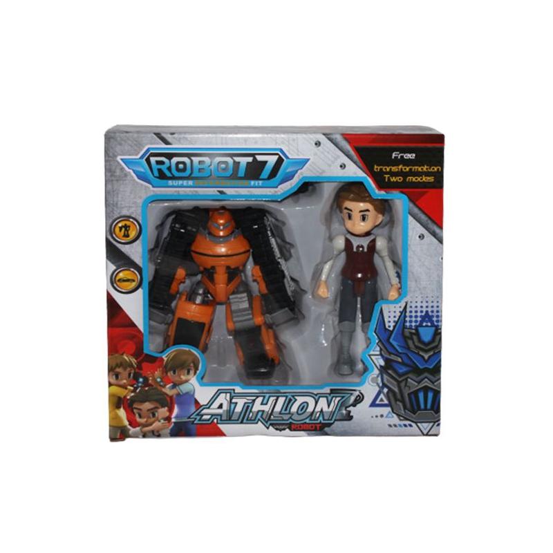 """Трансформер """"Athlon Robot"""", вид 4 Q1916 купить в магазине """"Пустун"""""""