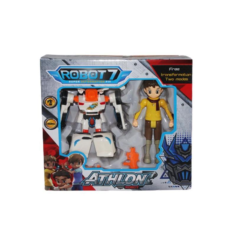 """Трансформер """"Athlon Robot"""", вид 9 Q1916 купить в магазине """"Пустун"""""""