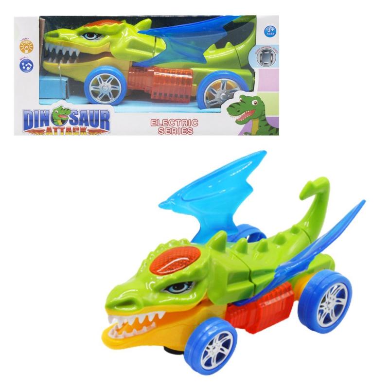 """Машина-крокодил, салатовый YX002 купить в магазине """"Пустун"""""""