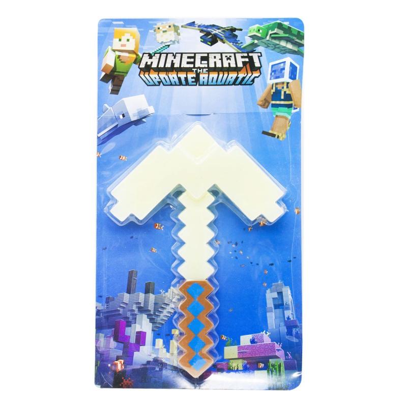 """Кирка """"Minecraft"""", 34 см 9011-2 купить в магазине """"Пустун"""""""