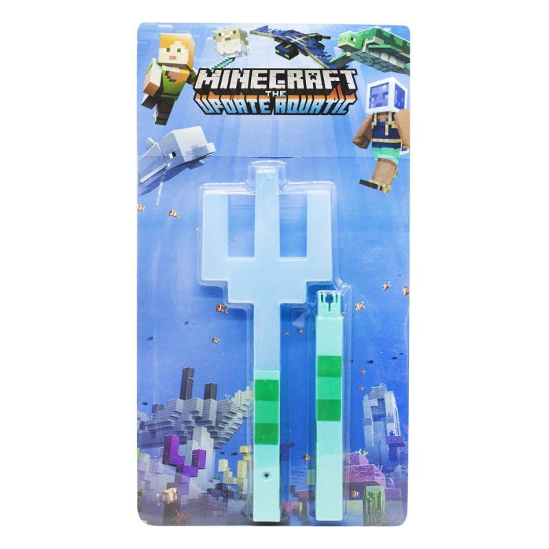"""Трезубец """"Minecraft"""", 57 см 9011-2 купить в магазине """"Пустун"""""""