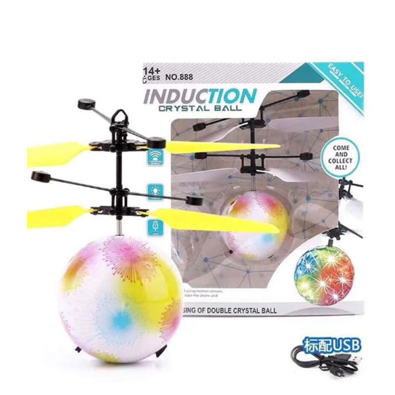 """Индукционная игрушка """"Летающий шар"""" 888-3 купить в магазине """"Пустун"""""""