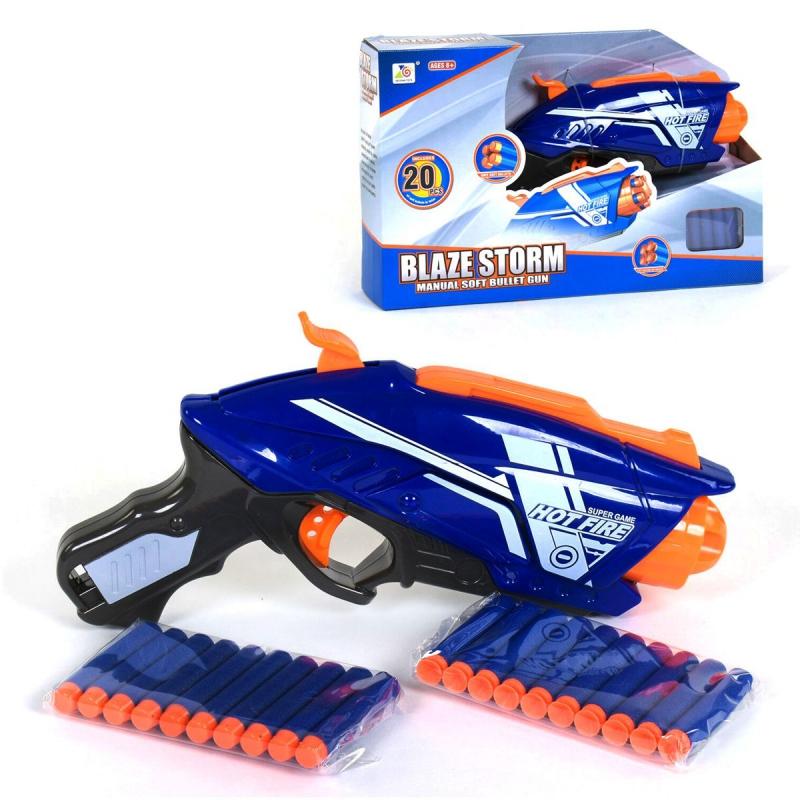 """Бластер """"Blaze Storm"""" 7063 купить в магазине """"Пустун"""""""