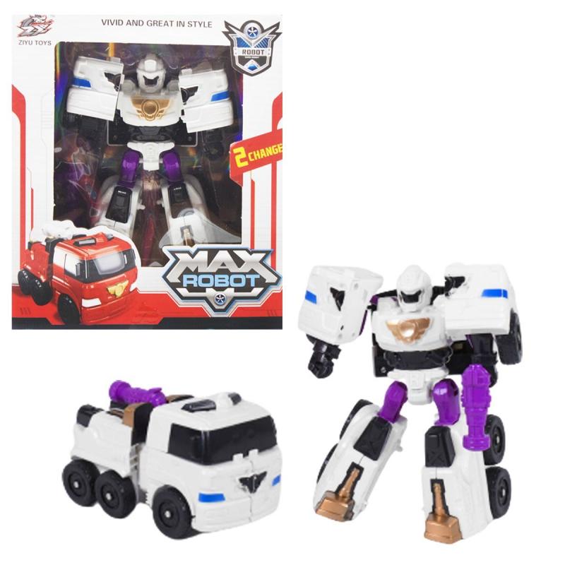 """Трансформер """"Max Robot"""", белый L015-33 купить в магазине """"Пустун"""""""