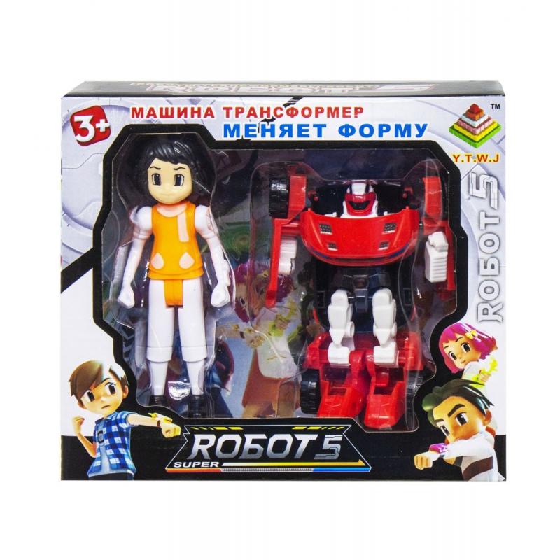 """Трансформер """"Robots"""" вид 1 339-17 купить в магазине """"Пустун"""""""