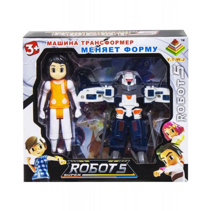 """Трансформер """"Robots"""" вид 3 339-17 купить в магазине """"Пустун"""""""
