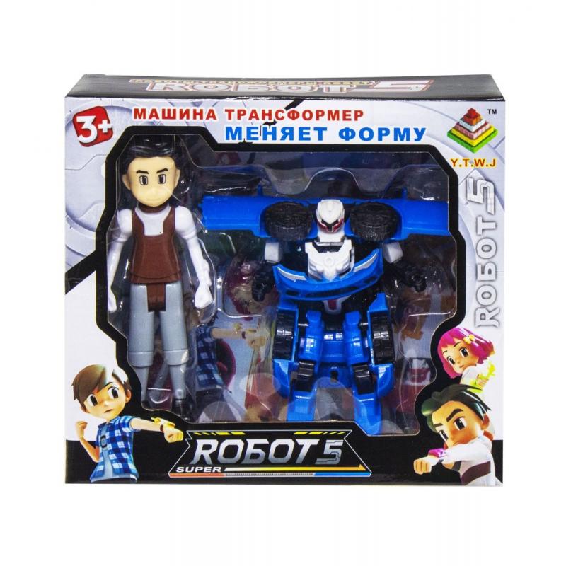 """Трансформер """"Robots"""" вид 5 339-17 купить в магазине """"Пустун"""""""
