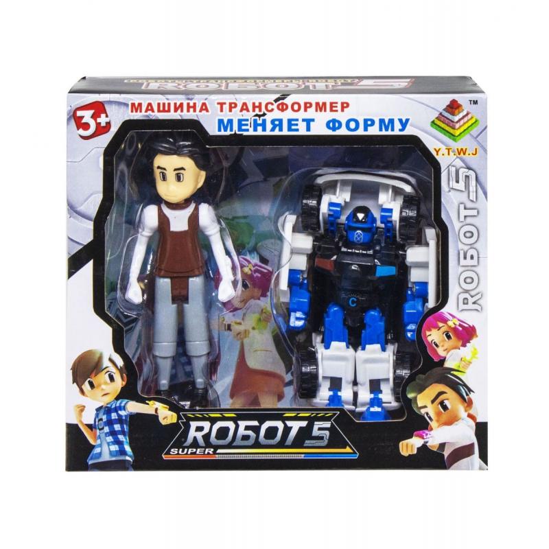 """Трансформер """"Robots"""" вид 6 339-17 купить в магазине """"Пустун"""""""
