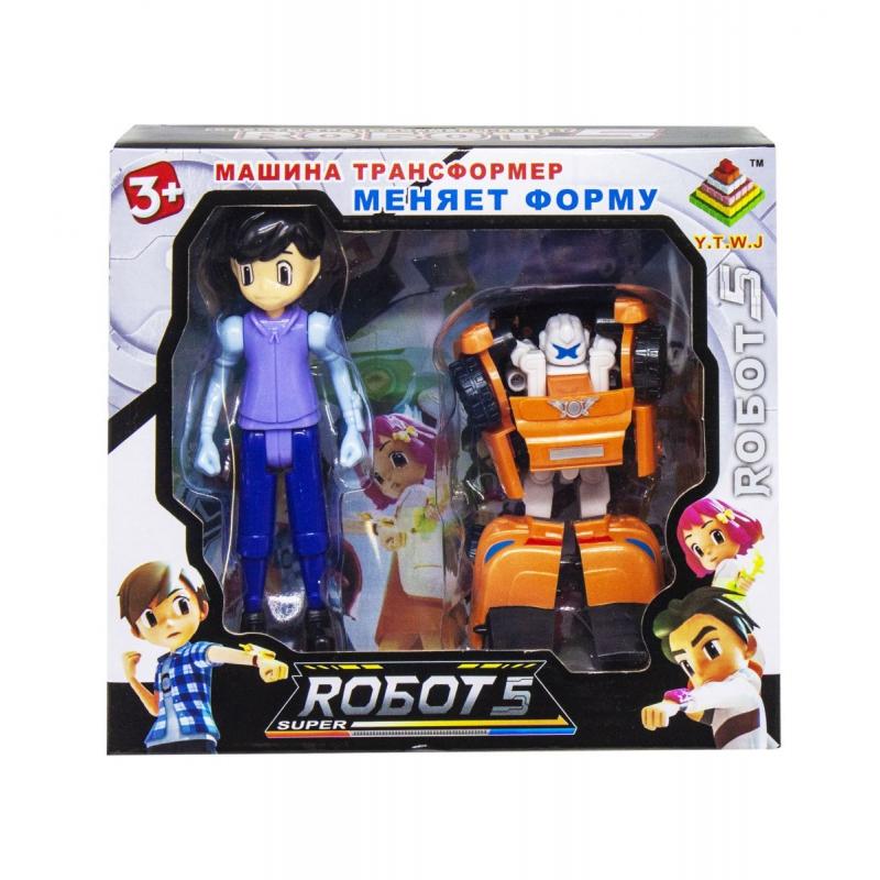 """Трансформер """"Robots"""" вид 7 339-17 купить в магазине """"Пустун"""""""