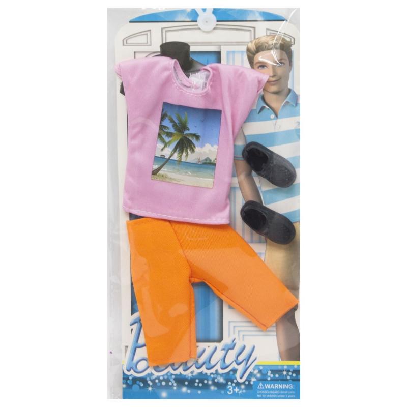 "Наряд для куклы Кена, вид 4 HX201 купить в магазине ""Пустун"""