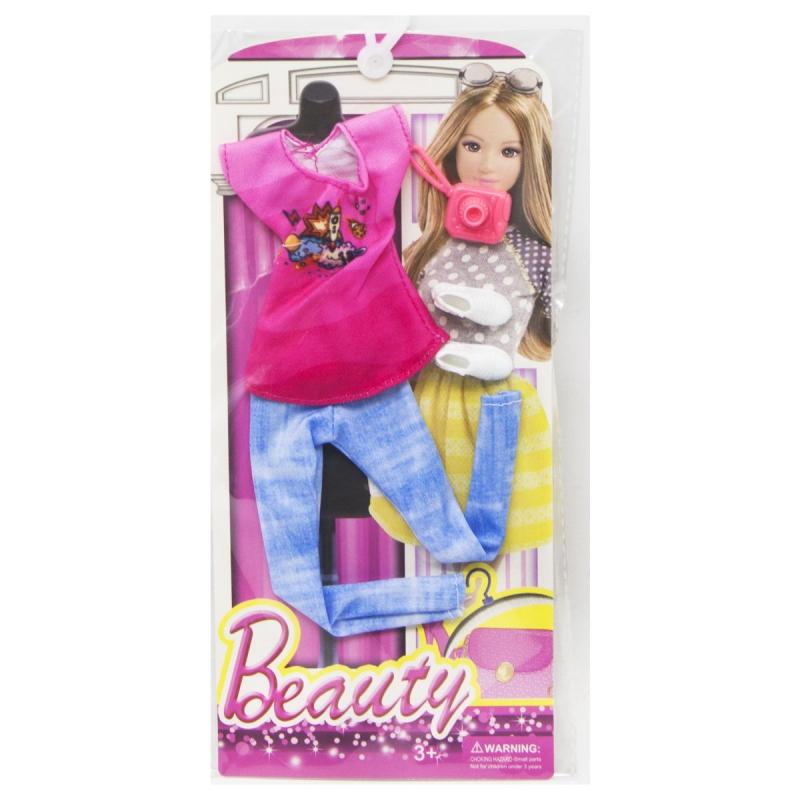 """Наряд для куклы, вид 2 HX201 купить в магазине """"Пустун"""""""