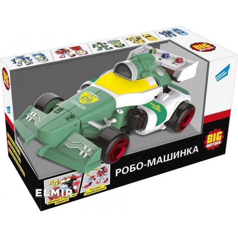 """Трансформер Mecha: Машина зеленый D622-H045A купить в магазине """"Пустун"""""""