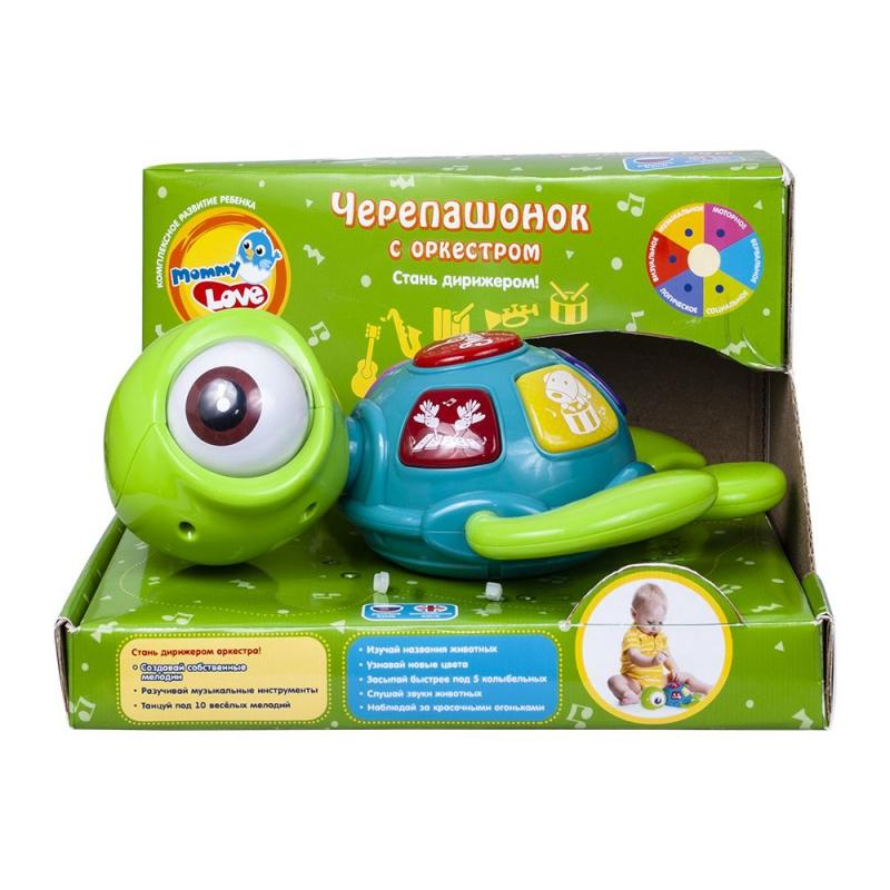 """Музыкальная игрушка """"Черепашонок"""" MG373 купить в магазине """"Пустун"""""""