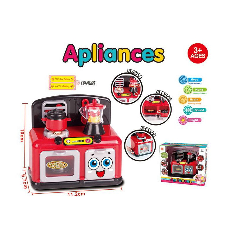 """Кухонная плита """"Appliances"""" FDE501 купить в магазине """"Пустун"""""""