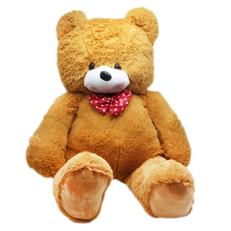 """Мягкая игрушка Мишка с бабочкой 120 см. купить в магазине """"Пустун"""""""
