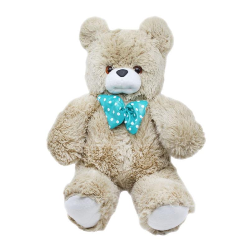 """Мягкая игрушка Медвежонок 84 см. пшеничного оттенка купить в магазине """"Пустун"""""""