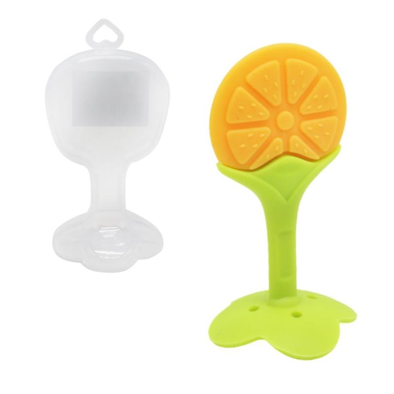 """Прорезыватель для зубов, оранжевый LI 320 купить в магазине """"Пустун"""""""