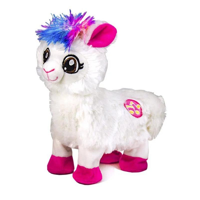 """Мягкая игрушка Танцующая лама купить в магазине """"Пустун"""""""