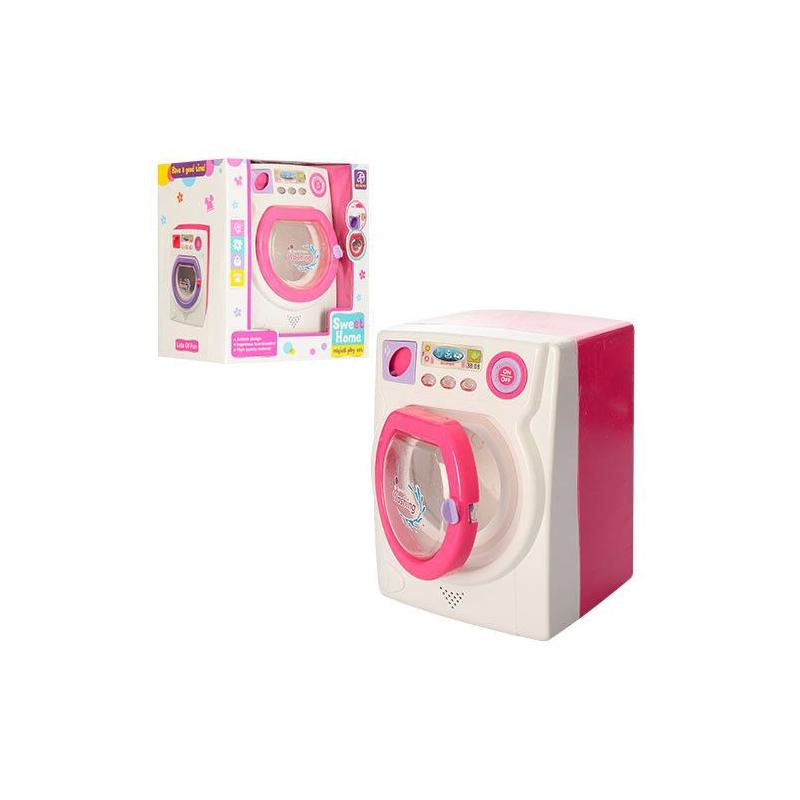 """Стиральная машина """"Sweet Home"""" (со световыми и звуковыми эффектами) 1620426_677 купить в магазине """"Пустун"""""""