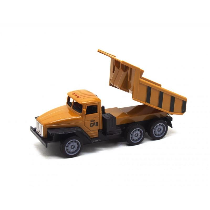 """Машинка """"Construction Machinery: Грузовик"""" 52003 купить в магазине """"Пустун"""""""