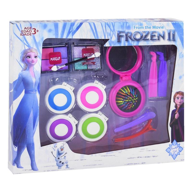 """Набор косметики """"Frozen II"""", 12 деталей CS 68 E 16 купить в магазине """"Пустун"""""""