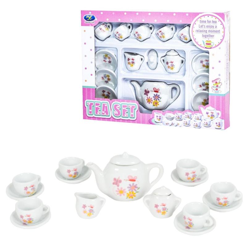 """Набор фарфоровой посудки """"Чайный сервиз"""" 868-G39 купить в магазине """"Пустун"""""""