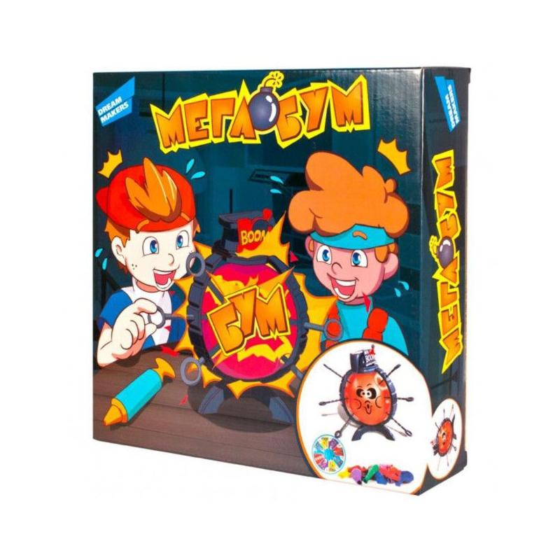 """[B3110] Гра дитяча настільна """"Мега Бум"""" купить в магазине """"Пустун"""""""