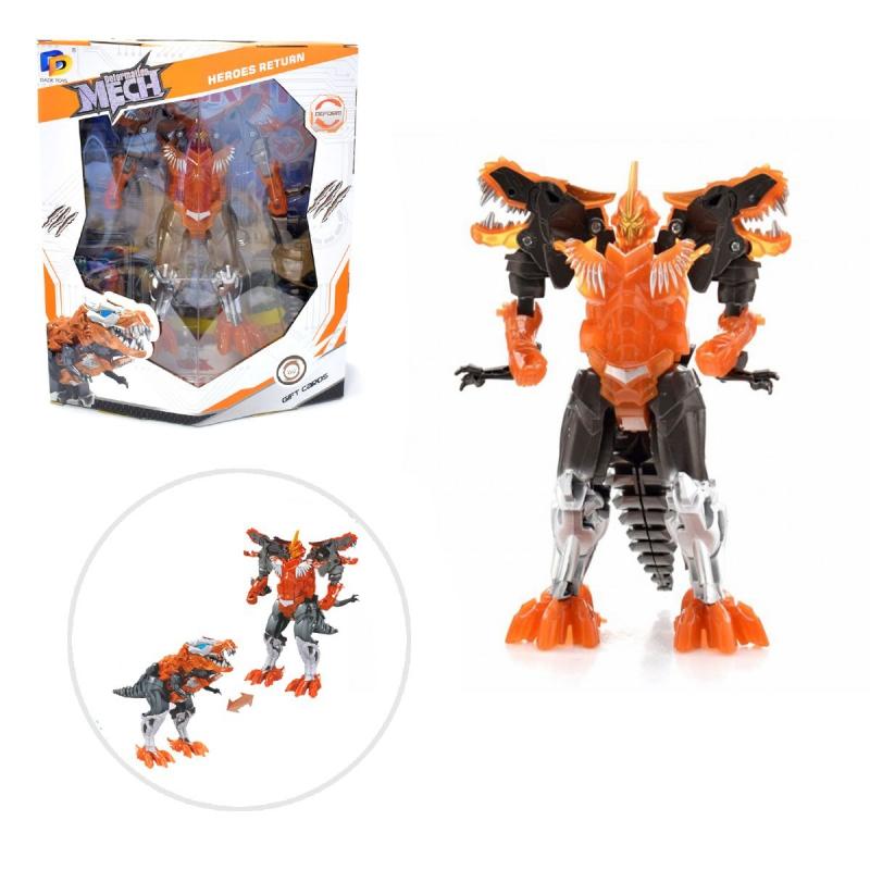 """Трансформер робот """"Deformation Mech: Тираннозавр """" D622-E265 купить в магазине """"Пустун"""""""