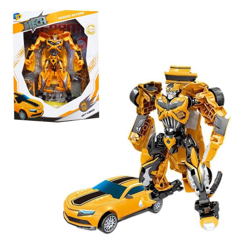 """Трансформер робот """"Deformation Mech: Спорткар"""" D622-E266 купить в магазине """"Пустун"""""""