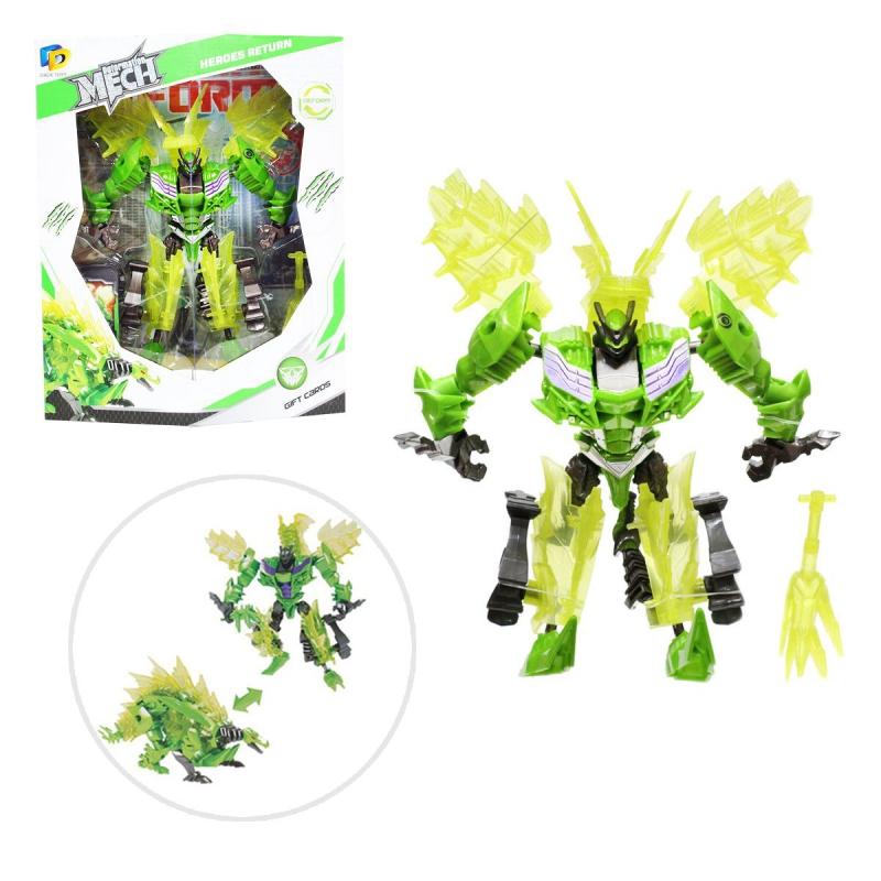 """Трансформер робот """"Deformation Mech: Спинозавр"""" D622-E279 купить в магазине """"Пустун"""""""