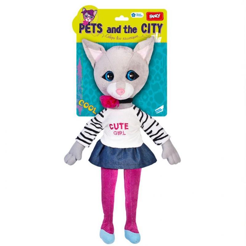 """Плюшевая игрушка Кошечка Сьюзет купить в магазине """"Пустун"""""""