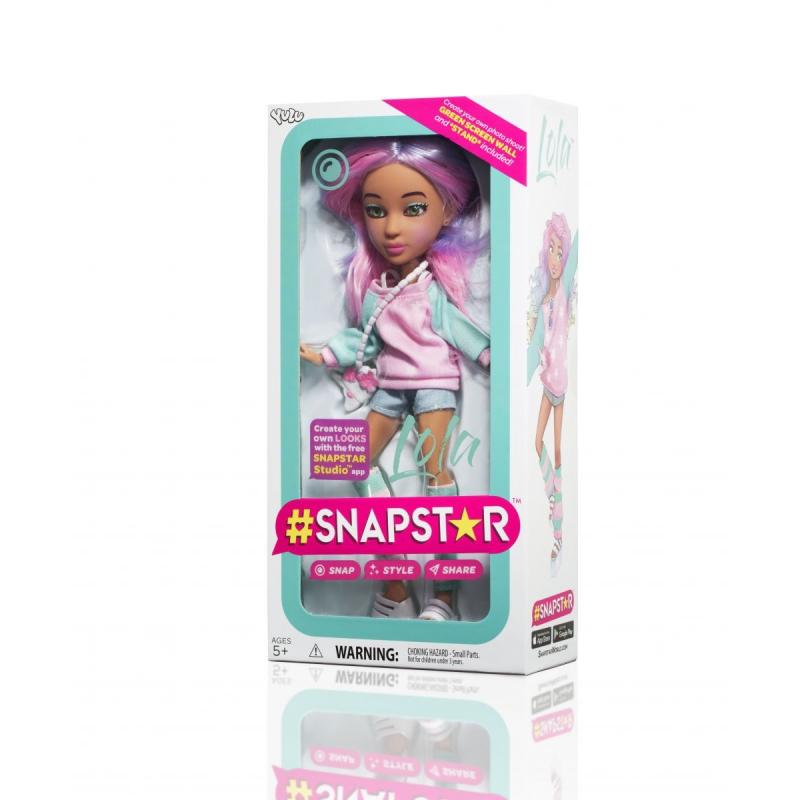 """Кукла """"SnapStar: Лола"""" YL30003 купить в магазине """"Пустун"""""""