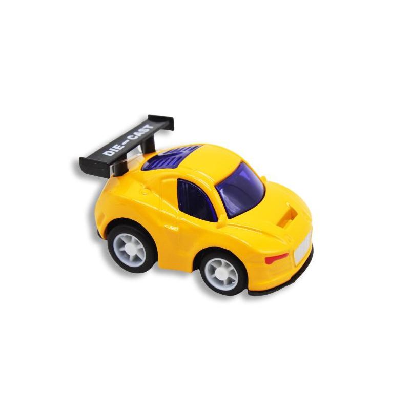 """Машинка гоночная, желтый 1210-D11 купить в магазине """"Пустун"""""""