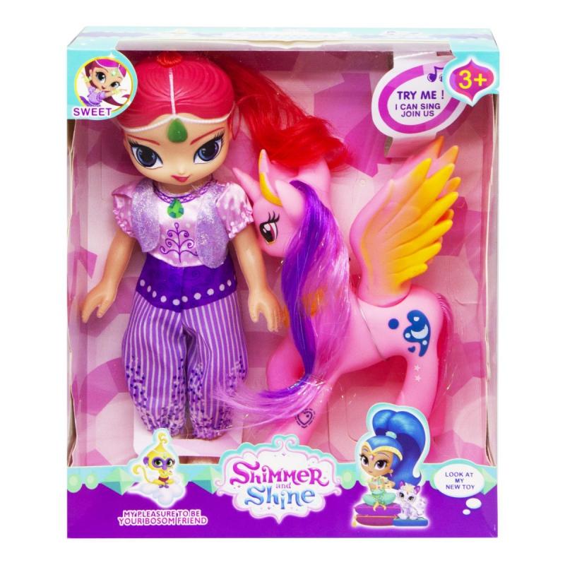 """Кукла """"SHIMMER  SHINE"""" (Шиммер) 9933E купить в магазине """"Пустун"""""""