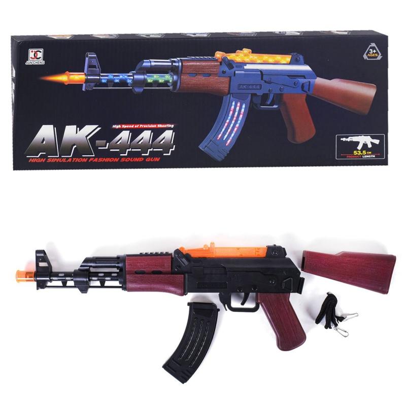 "Автомат ""AK 444"" AK444 купить в магазине ""Пустун"""
