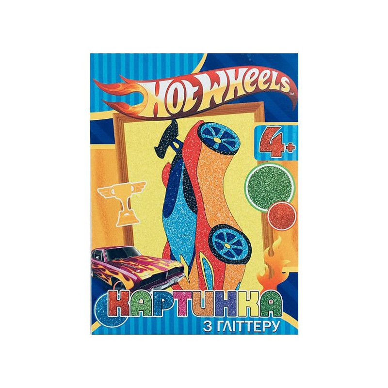 """Набор для творчества """"Картина из блесток: Гонки"""" ZXD06 купить в магазине """"Пустун"""""""