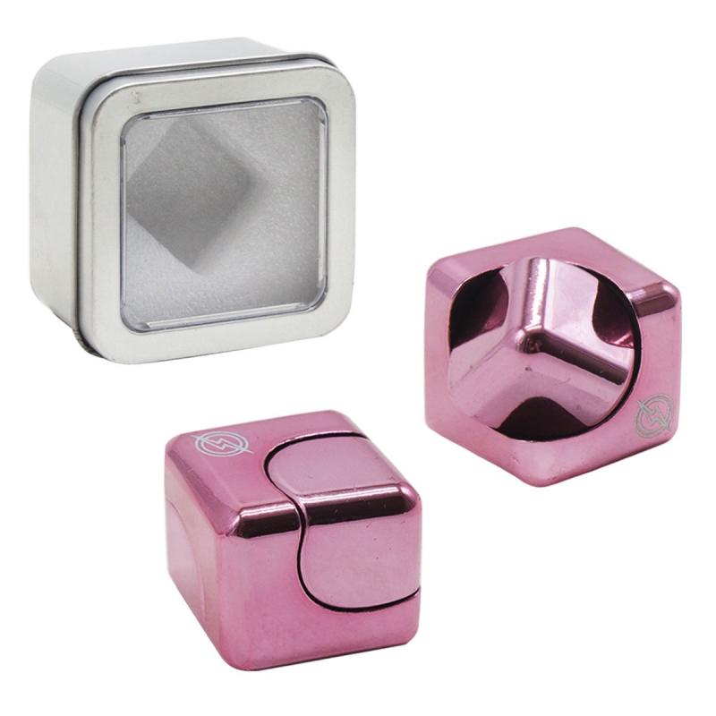 """Кубик-антистресс, розовый R005 купить в магазине """"Пустун"""""""