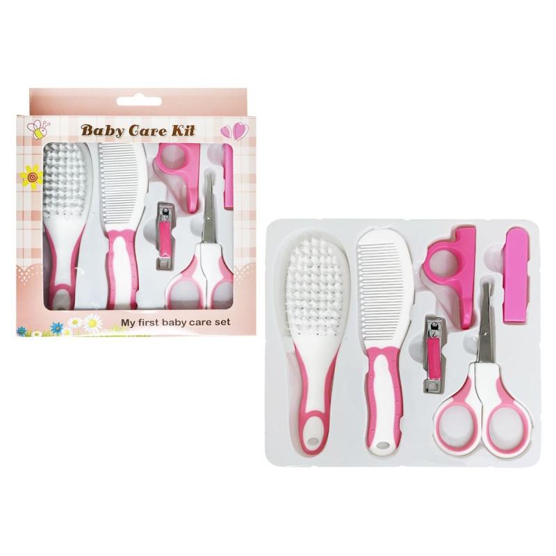 """Гигиенический набор, розовый №0700 купить в магазине """"Пустун"""""""