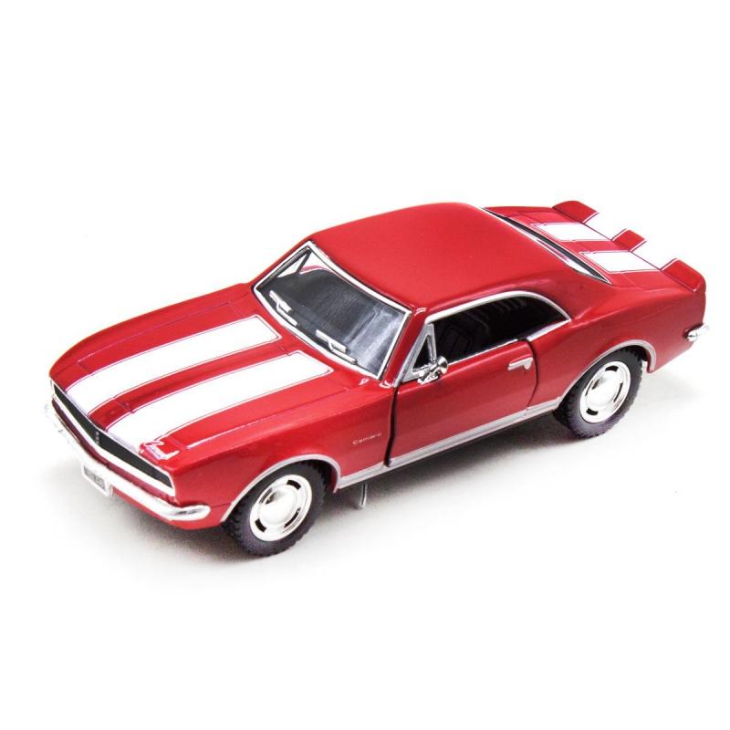 """Машинка KINSMART """"Chevrolet Camaro Z/28"""", красный KT5341W купить в магазине """"Пустун"""""""