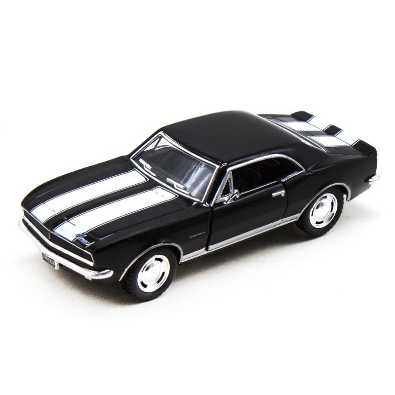 """Машинка KINSMART """"Chevrolet Camaro Z/28"""", черный KT5341W купить в магазине """"Пустун"""""""