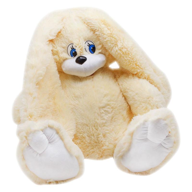 """Мягкая игрушка Зайка Сеня маленькая купить в магазине """"Пустун"""""""