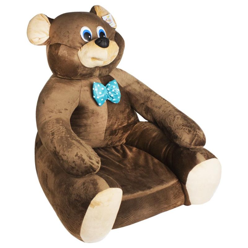 """Мягкое кресло """"Мишка"""" 113035 купить в магазине """"Пустун"""""""