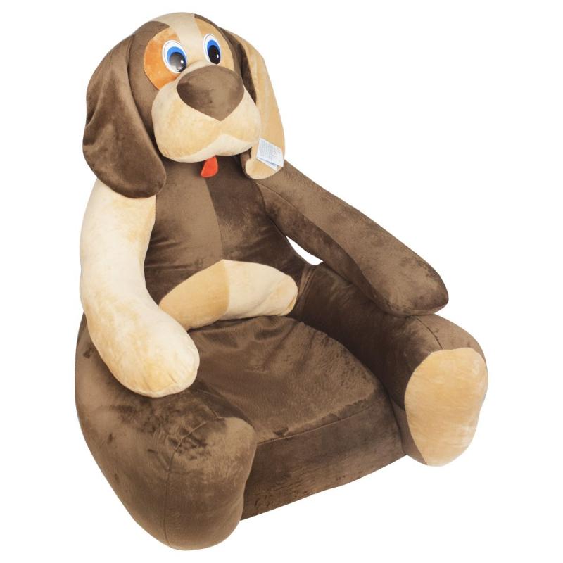 """Мягкое кресло """"Пёсик"""" 113036 купить в магазине """"Пустун"""""""