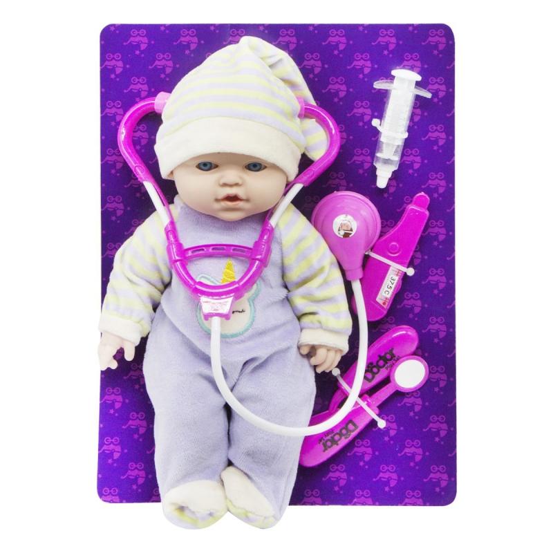 """Кукла-пупс с докторским набором """"Малыш"""" PU11 купить в магазине """"Пустун"""""""