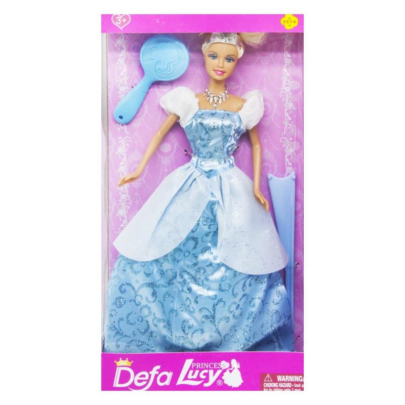 """Кукла """"Принцесса. Золушка"""" 8261 купить в магазине """"Пустун"""""""