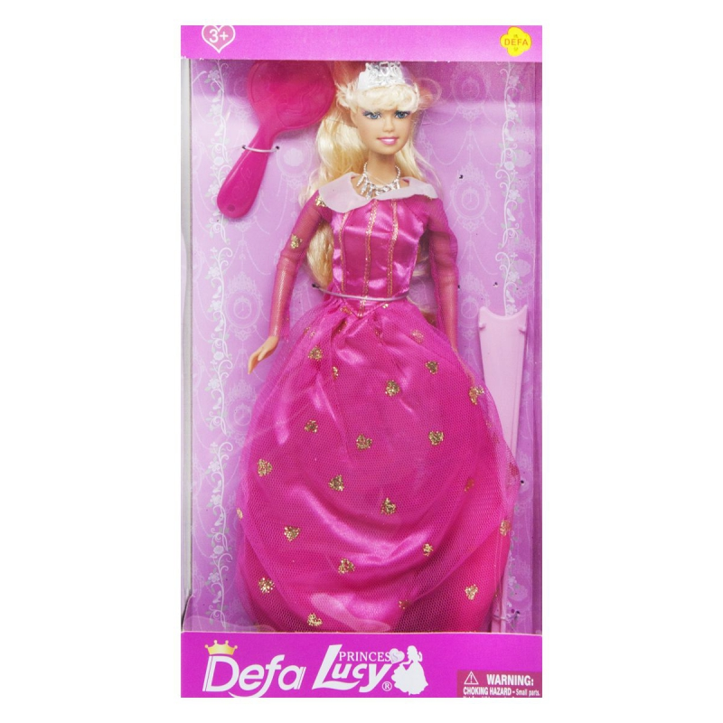 """Кукла """"Принцесса. Аврора"""" 8261 купить в магазине """"Пустун"""""""